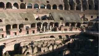 Смотреть онлайн Архитектура древнего римского Колизея