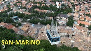 Прогулка по королевству Сан-Марино - Видео онлайн