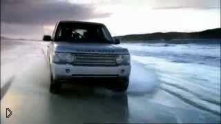 Смотреть онлайн Как правильно ездить на автомобиле по лужам