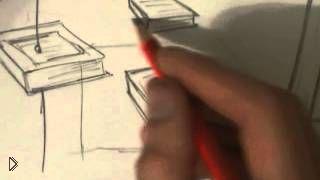 Смотреть онлайн Рисование простым карандашом: горизонт и перспективы