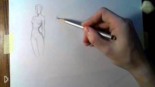 Смотреть онлайн Как научиться рисовать скетчи людей