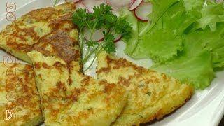 Ленивые хачапури к завтраку - Видео онлайн