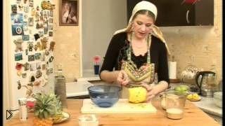 Смотреть онлайн Рецепты полноценных завтраков, крупенник