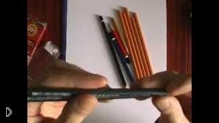 Смотреть онлайн Какие нужны карандаши для рисования