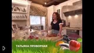Смотреть онлайн Готовим итальянский десерт, рикотта с клубникой
