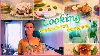 Смотреть онлайн Рецепт жаренного мороженного на десерт