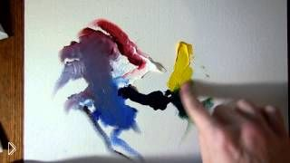 Смотреть онлайн Как правильно рисовать маслом для начинающих