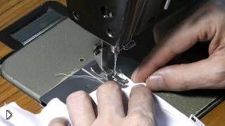 Как правильно вшить молнию в куртку - Видео онлайн