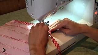 Мастер класс: как пришить косую бейку своим руками - Видео онлайн
