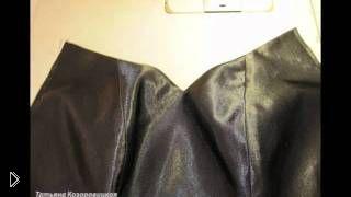 Смотреть онлайн Как пошить платье с корсетом своими руками