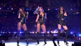 Смотреть онлайн Сногсшибательное выступление Beyoncé: 4К