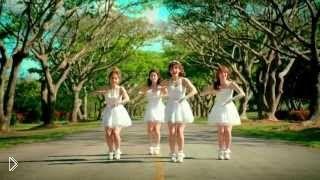 Смотреть онлайн Забавный клип азиатской девичьей группы