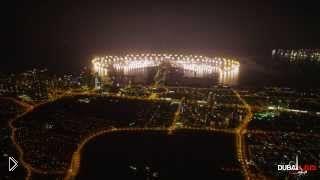 Смотреть онлайн Грандиозная встреча Нового Года в Дубае