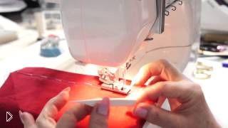 Смотреть онлайн Как лучше шить трикотаж на распошивалке
