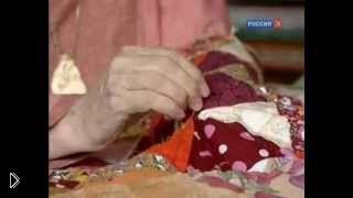 Смотреть онлайн Мастер класс: как сшить лоскутное одеяло своими руками