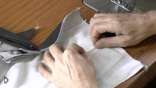 Выкройка и как сшить гульфик на брюках - Видео онлайн