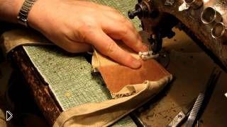 Смотреть онлайн Как правильно расшить джинсы по бокам в поясе