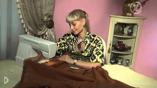 Смотреть онлайн Как сшить красивую летнюю блузку для полных женщин