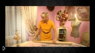 Смотреть онлайн Фасон красивой модели юбки для полных женщин
