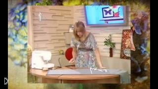 Смотреть онлайн Как легко сшить простое летнее платье своим руками