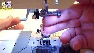 Смотреть онлайн Как самостоятельно поменять иглу в швейной машинке