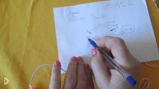 Расчёт петель для вязания круговыми спицами - Видео онлайн