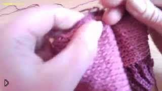 Описание как связать носки крючком для начинающих - Видео онлайн