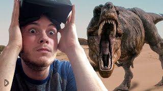 Жуткая игра в шлеме Oculus Rift DK2 - Видео онлайн