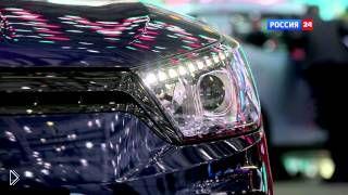 Смотреть онлайн Кроссоверы в автосалоне Женевы 2015