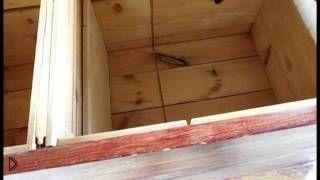 Смотреть онлайн Конструкция и содержание пчел в улье лежаке