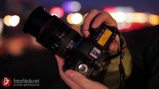 Смотреть онлайн Фотографируем ночью на улице без штатива правильно