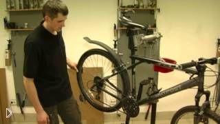 Смотреть онлайн Подготовка велосипеда к новому сезону