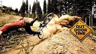 Смотреть онлайн Как правильно тормозить на велосипеде