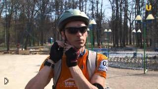 Смотреть онлайн Правила безопасности при езде на велосипеде