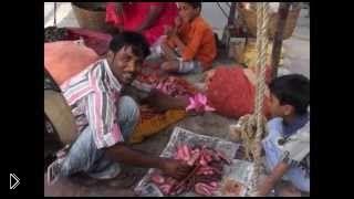 Смотреть онлайн Традиционный национальный праздник Индии дивали