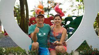 Смотреть онлайн Отзыв туриста об отдыхе в Таиланде 2015