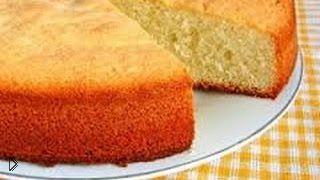 Смотреть онлайн Как приготовить вкусный бисквитный торт в мультиварке