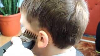 Смотреть онлайн Как самостоятельно мужчине постичь волосы машинкой