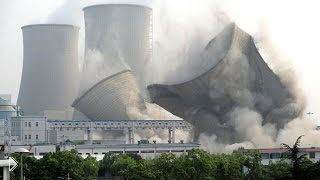 Смотреть онлайн Подборка: Провалы при демонтаже зданий