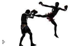 Смотреть онлайн Упражнения для развития силы удара ногой