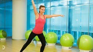 Смотреть онлайн Аэробика для похудения для начинающих