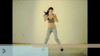 Интенсивная жиросжигающая аэробика для похудения - Видео онлайн