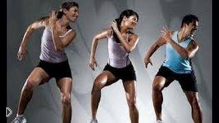 Тренировка силовой аэробики: комплекс упражнений - Видео онлайн