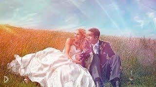 Урок обработки свадебной фотографии в фотошопе - Видео онлайн