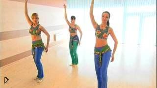 Смотреть онлайн Танцевальная аэробика в восточном стиле