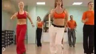 Смотреть онлайн Худеем танцуя: танцевальная аэробика в силе латина