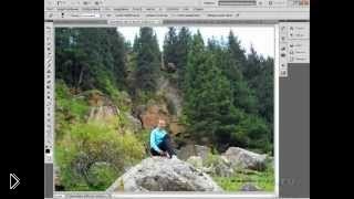 Смотреть онлайн Как вырезать изображение объектов в фотошопе