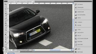 Смотреть онлайн Как сделать анимацию в фотошопе