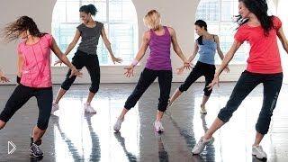 Смотреть онлайн Танцевальная аэробика латина