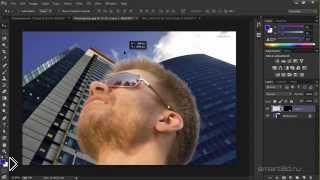 Смотреть онлайн Как аккуратно вырезать изображение в фотошопе